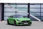 Лунный синдром: купе и родстер Mercedes-AMG GT опять обновили - фото 18