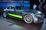 Лунный синдром: купе и родстер Mercedes-AMG GT опять обновили - фото 27