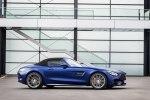 Лунный синдром: купе и родстер Mercedes-AMG GT опять обновили - фото 3