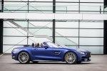 Лунный синдром: купе и родстер Mercedes-AMG GT опять обновили - фото 4