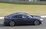 Новый седан Audi S6 замечен на тестах без камуфляжа - фото 2