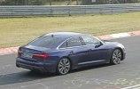 Новый седан Audi S6 замечен на тестах без камуфляжа - фото 3