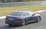 Новый седан Audi S6 замечен на тестах без камуфляжа - фото 4
