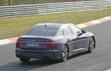 Новый седан Audi S6 замечен на тестах без камуфляжа - фото 5