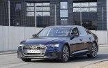 Новый седан Audi S6 замечен на тестах без камуфляжа - фото 6