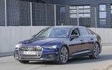 Новый седан Audi S6 замечен на тестах без камуфляжа - фото 7