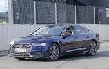 Новый седан Audi S6 замечен на тестах без камуфляжа - фото 8