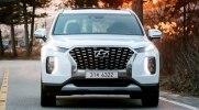Флагманский кроссовер Hyundai Palisade получил дизель от Santa Fe - фото 1