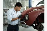 Volkswagen отреставрировал Beetle с пробегом 560 тысяч километров - фото 4