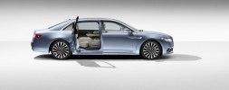Lincoln представила юбилейную версию седана Continental с «суицидальными» дверями - фото 11