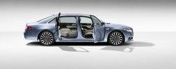 Lincoln представила юбилейную версию седана Continental с «суицидальными» дверями - фото 12