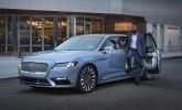Lincoln представила юбилейную версию седана Continental с «суицидальными» дверями - фото 26