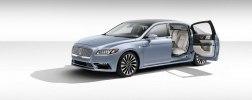Lincoln представила юбилейную версию седана Continental с «суицидальными» дверями - фото 3