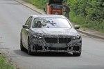 Свежие фотографии обновленного BMW 7-Series - фото 1