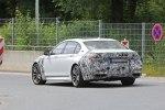 Свежие фотографии обновленного BMW 7-Series - фото 10