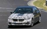 Свежие фотографии обновленного BMW 7-Series - фото 11