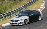 Свежие фотографии обновленного BMW 7-Series - фото 12