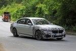 Свежие фотографии обновленного BMW 7-Series - фото 2