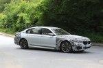 Свежие фотографии обновленного BMW 7-Series - фото 3