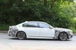 Свежие фотографии обновленного BMW 7-Series - фото 4