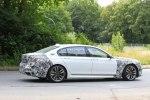 Свежие фотографии обновленного BMW 7-Series - фото 5