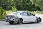 Свежие фотографии обновленного BMW 7-Series - фото 6