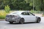 Свежие фотографии обновленного BMW 7-Series - фото 7