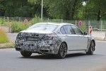 Свежие фотографии обновленного BMW 7-Series - фото 8