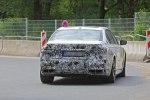 Свежие фотографии обновленного BMW 7-Series - фото 9