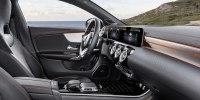 В Лас-Вегасе дебютировал Mercedes-Benz CLA нового поколения - фото 2