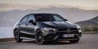 В Лас-Вегасе дебютировал Mercedes-Benz CLA нового поколения - фото 6