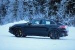 Фото нового Porsche Cayenne Turbo 2020 без камуфляжа - фото 3