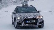 Вседорожная версия обновленной Audi A4 впервые замечена на тестах - фото 1