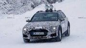 Вседорожная версия обновленной Audi A4 впервые замечена на тестах - фото 2
