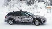 Вседорожная версия обновленной Audi A4 впервые замечена на тестах - фото 6