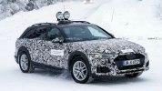 Вседорожная версия обновленной Audi A4 впервые замечена на тестах - фото 7