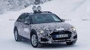 Вседорожная версия обновленной Audi A4 впервые замечена на тестах - фото 8