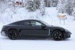 Фотошпионам удалось снять электрический Porsche Taycan почти без камуфляжа - фото 5