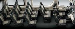 Toyota представила новое поколение микроавтобусов и фургонов Hiace - фото 5