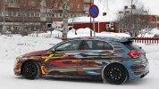 Новый Mercedes-AMG A45 активно испытывается на дорогах - фото 4