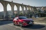 В Европу Mazda 3 будет поставляться с тремя вариантами моторов - фото 13