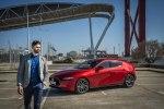 В Европу Mazda 3 будет поставляться с тремя вариантами моторов - фото 23