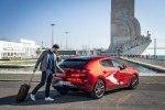 В Европу Mazda 3 будет поставляться с тремя вариантами моторов - фото 24