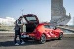 В Европу Mazda 3 будет поставляться с тремя вариантами моторов - фото 25