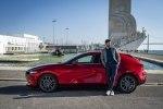В Европу Mazda 3 будет поставляться с тремя вариантами моторов - фото 26