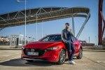 В Европу Mazda 3 будет поставляться с тремя вариантами моторов - фото 27