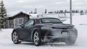 Фото нового Porsche 718 Boxster в камуфляже - фото 1