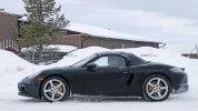 Фото нового Porsche 718 Boxster в камуфляже - фото 5