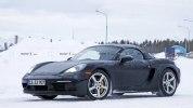 Фото нового Porsche 718 Boxster в камуфляже - фото 6