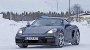 Фото нового Porsche 718 Boxster в камуфляже - фото 8